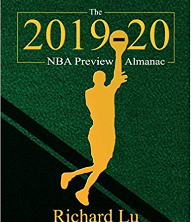 The 2019-20 NBA Preview Almanac Is Now Out On Amazon